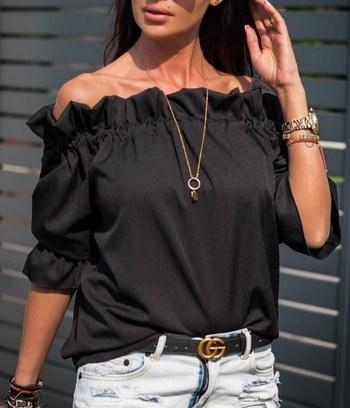 модные летние блузы