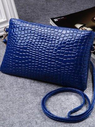бежевая мини-сумочка, синяя мини-сумочка