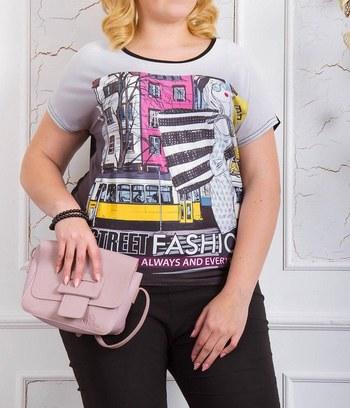 модные женские футболки, женские футболки со стразами, женские футболки больших размеров