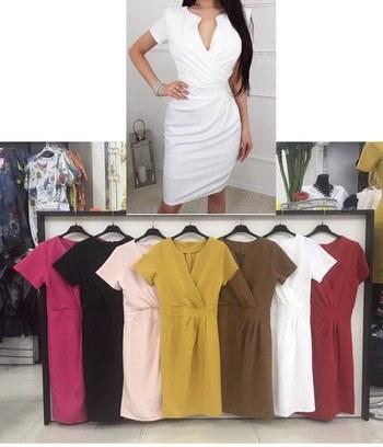 модные классические платья, платье мини, трикотажное платье, белое платье, черное платье, пудровое платье