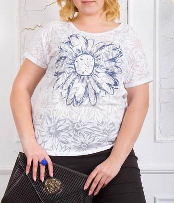 модные женские футболки, женские футболки из марлевки, женские футболки больших размеров