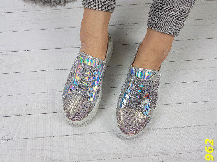 модные женские кроссовки кеды, кроссовки кеды с открытой пяткой, кроссовки кеды на высокой платформе, серебрянные кроссовки кеды