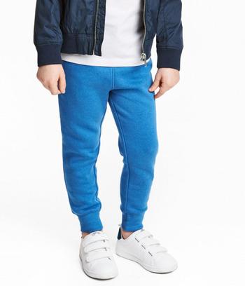 стильные спортивные штаны для мальчика