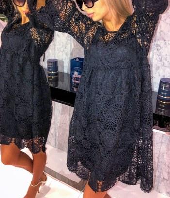 красивые летние платья, кружевные платья, платья из хлопка, черное платье, белое платье