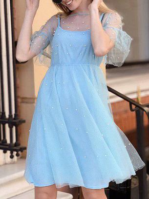 красивые вечерние платья, платья с пышной юбкой