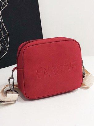 женская сумочка красная