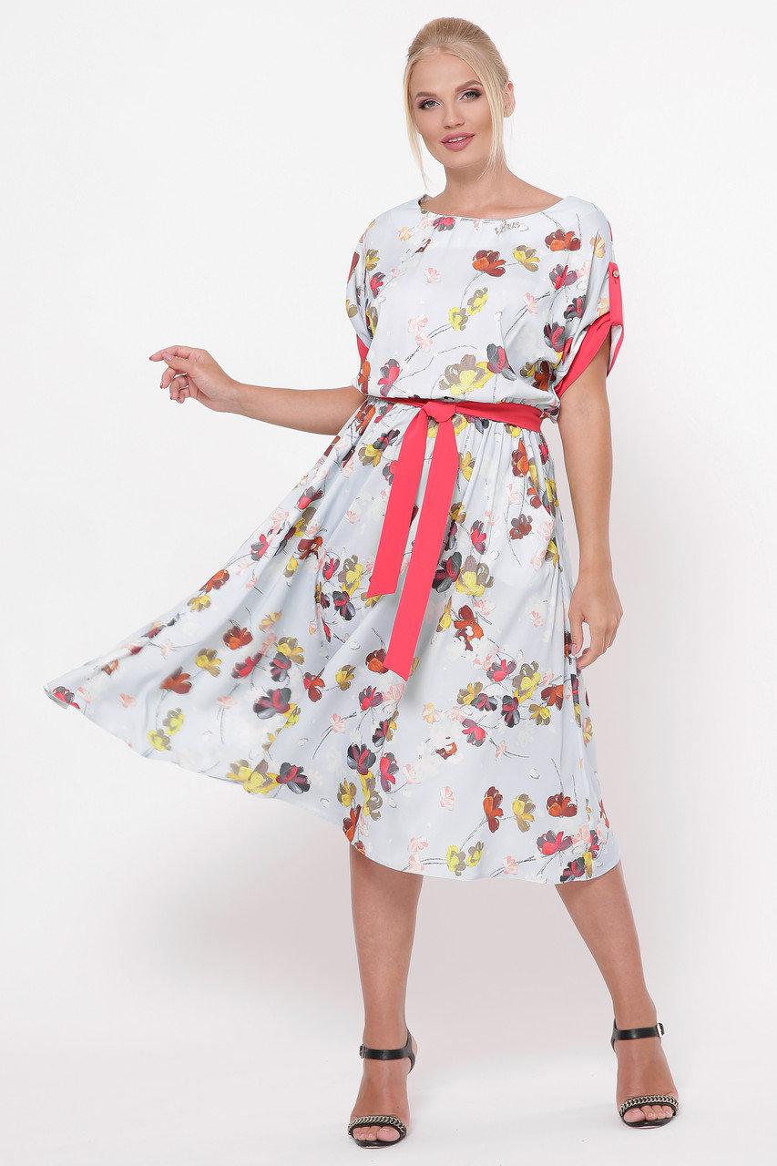 модные платья на лето, большие летние платья