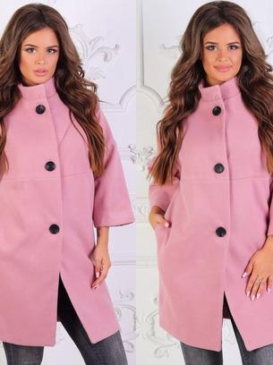 модные пальто, легкое пальто, пальто 3/4 рукав, короткое пальто