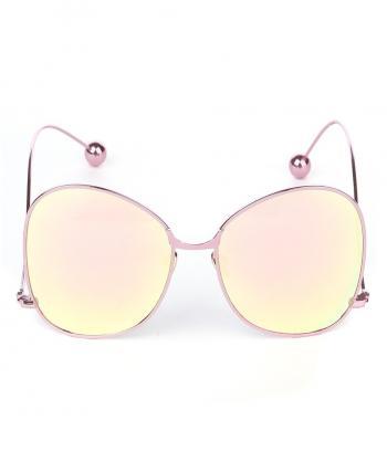 розовые солнцезащитные очки