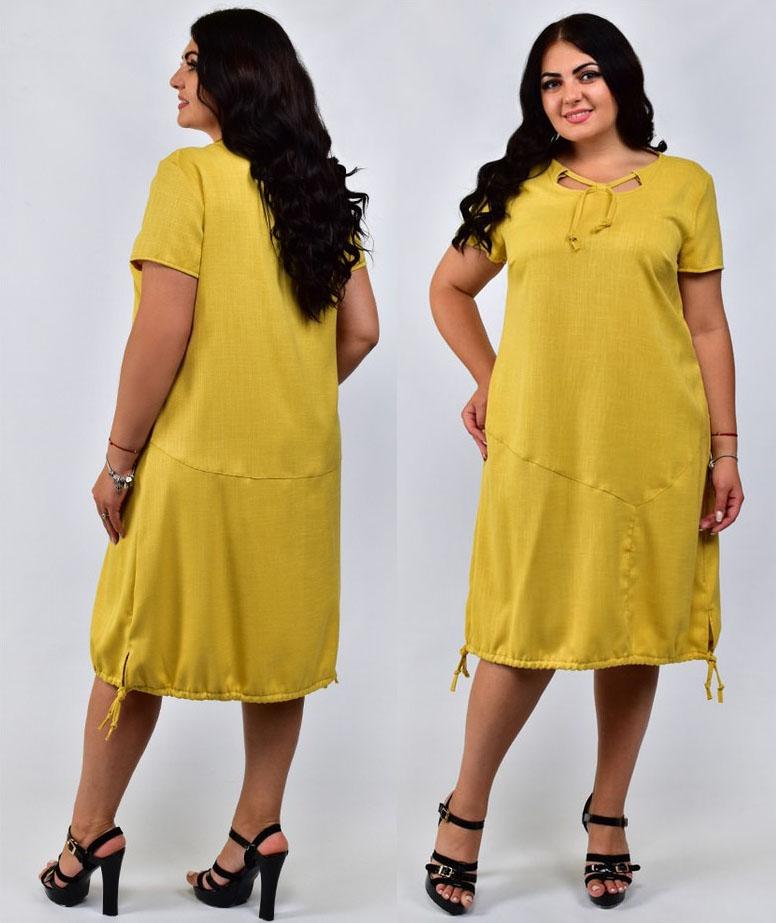 льняные платья, платье из льна
