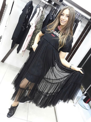 модные женские платья, модные платья на лето