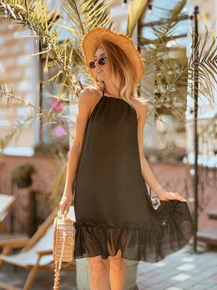 летние платья, пляжное платье