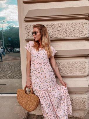 модные платья женские, длинные платья