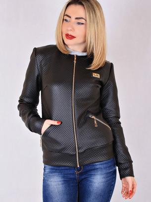 кожаный бомбер, кожаный пиджак, короткий пиджак