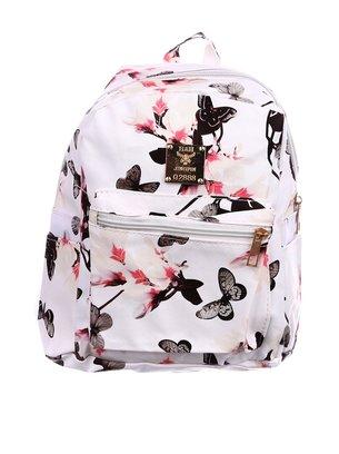 стильный рюкзак, городской рюкзак, рюкзак с принтом