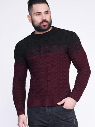 теплые свитера мужские