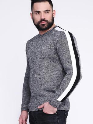 модные мужские свитера, мужские теплые вязанные свитера