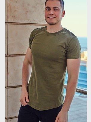 стильная мужская футболка, яркая футболка