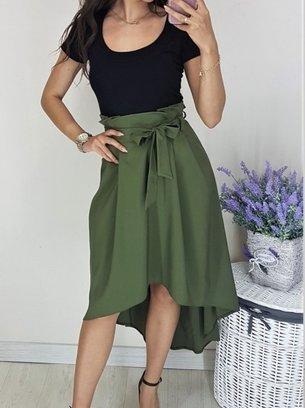 легкая юбка, стильная юбка, модная юбка