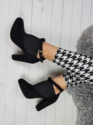 ботинки на каблуке, демисезонные ботинки, удобные ботинки