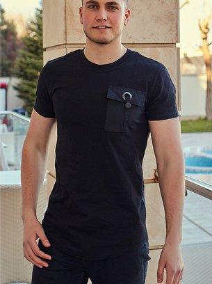 стильная мужская футболка, комфортная футболка