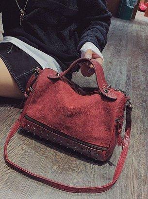 стильная сумочка, Уикендер сумочка, красная сумочка, сумочка-клатч