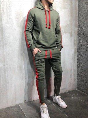 мужской спортивный костюм, стильный мужской спортивный костюм