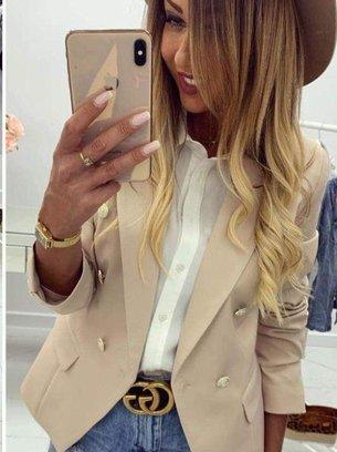 красивый пиджак, стильный пиджак