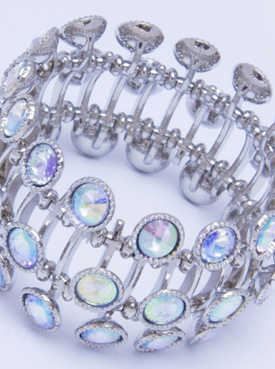 вечерние браслеты, нарядные браслеты, свадебные браслеты