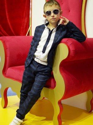 костюм для мальчика, стильный костюм
