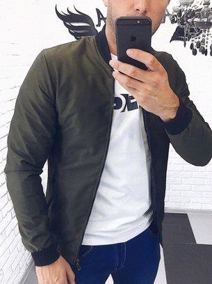 ветровка мужская, стильная куртка