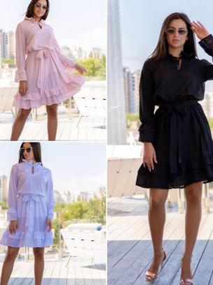 красивые платья, шифоновые платья