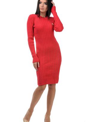 вязаные платья женские, вязаное платье шанель