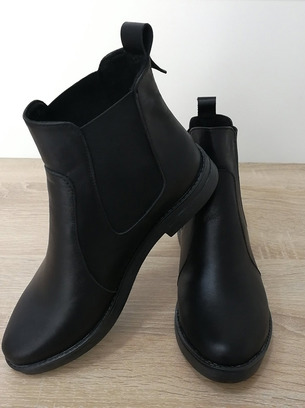 модные ботинки женские