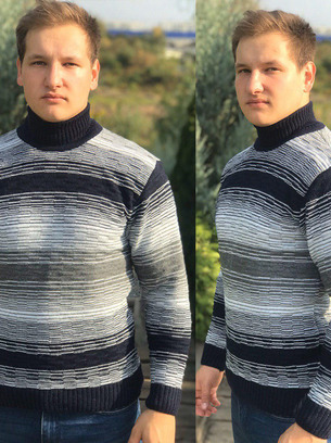 модные свитера мужские