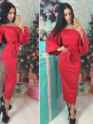 модные платья, длинные платья, платье с открытыми плечами