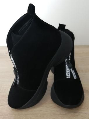 демисезонные ботинки спортивные