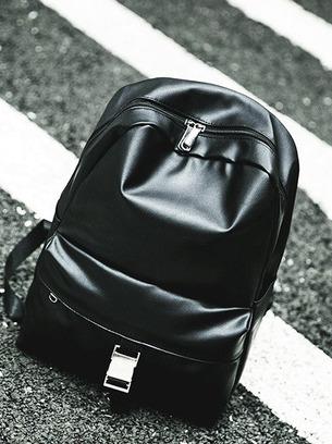 Рюкзак мужской из качественной экокожи