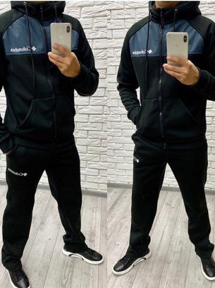 Модный мужской спортивный костюм