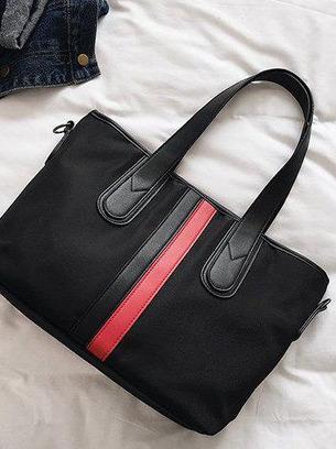 Удобная женская сумка-шоппер