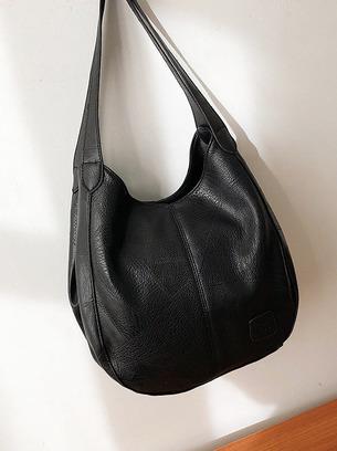 Модная большая женская сумка