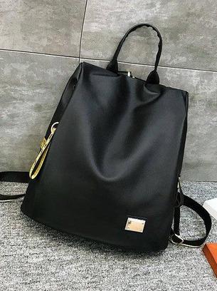 Практичный женский рюкзак из текстиля