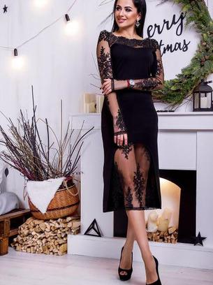 вечернее платье, нарядное платье, платье с вышивкой