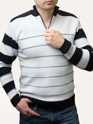 мужские свитера под горло