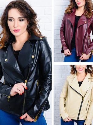 модная куртка, стильная куртка из экокожи, куртки 2018-2019