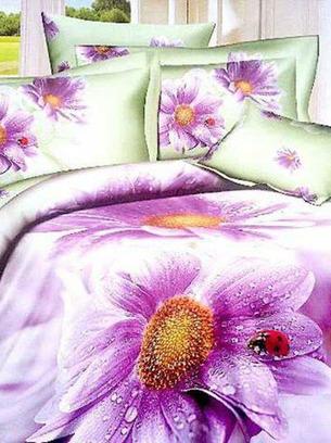 красивое постельное белье 3D из сатина, постельное белье тм elway
