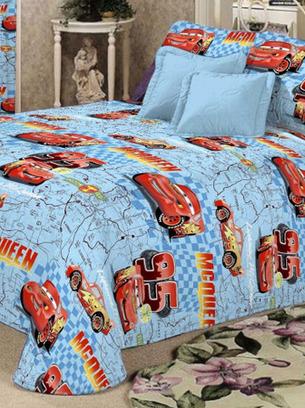 детские тачки постельное