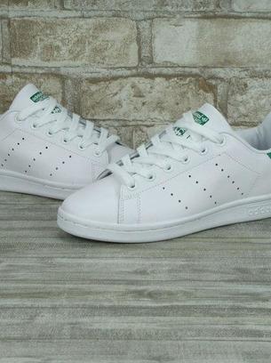 кожаные кроссовки, модные кроссовки, белые кроссовки