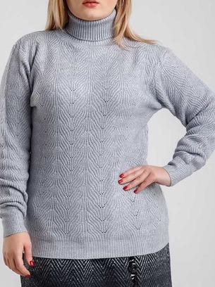 стильные свитера больших размеров