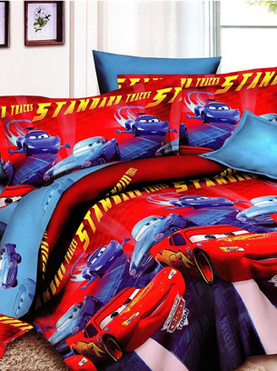 детское постельное для мальчиков